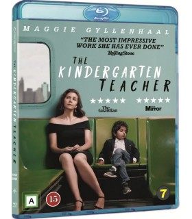 The Kindergarten Teacher (2018) Blu-ray