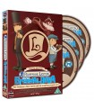 Professor Layton And The Eternal Diva (2009) (Blu-ray + DVD)