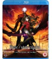 Gekijouban Fate/stay night: Unlimited Blade Works (2010) (Blu-ray + DVD)