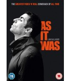 Liam Gallagher: As It Was (2019) DVD