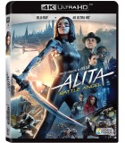 Alita: Battle Angel (2019) (4K UHD + Blu-ray)