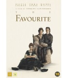 The Favourite (2018) DVD