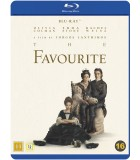 The Favourite (2018) Blu-ray