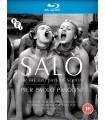 Salo (1975) (2 Blu-ray)