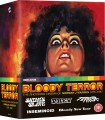 Bloody Terror: The Shocking Cinema of Norman J Warren (1976-1987) Limited Edition (5 Blu-ray)