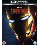 Ironman - Collection (2008 - 2013) (3 4K UHD + 3 Blu-ray)
