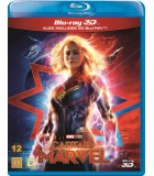 Captain Marvel (2019) (3D + 2D Blu-ray)
