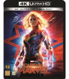 Captain Marvel (2019) (4K UHD + Blu-ray)