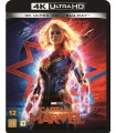 Captain Marvel (2019) (4K UHD + Blu-ray)