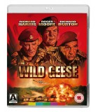 The Wild Geese (1978) Blu-ray