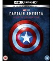 Captain America - Collection (2011 - 2016) (3 4K UHD + 3 Blu-ray)