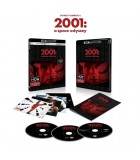 2001: A Space Odyssey (1968) (4K UHD + 2 Blu-ray)