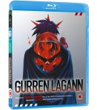 Gurren Lagann - Complete Collection (2007) (4 Blu-ray)
