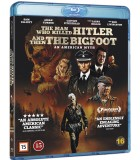 The Man Who Killed Hitler and Then The Bigfoot (2018) Blu-ray