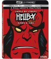 Hellboy Animated: Sword of Storms (2006) / Hellboy Animated: Blood and Iron (2007) (4K UHD)
