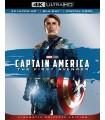 Captain America: The First Avenger (2011) (4K UHD + Blu-ray)