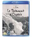 Le testament d'Orphée, ou ne me demandez pas pourquoi! (1960) Blu-ray