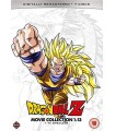 Dragon Ball Z Movie Complete Collection: Movies 1-13 + TV Specials (7 DVD)
