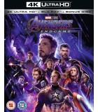 Avengers: Endgame (2019) (4K UHD + 2 Blu-ray)
