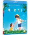 Mirai (2018) Blu-ray
