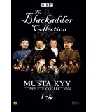 Musta Kyy - Complete Collection 1-4  (DVD)
