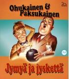 Ohukainen & Paksukainen Jymyä ja jyskettä (1944) Blu-ray