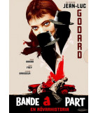 Bande à part (1964) DVD