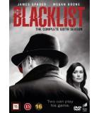 Blacklist - kausi 6  (6 DVD)