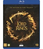 The Lord of the Rings - Trilogy (3 Blu-ray)