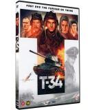 T-34 (2018) DVD