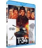 T-34 (2018) Blu-ray