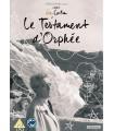 Le testament d'Orphée, ou ne me demandez pas pourquoi! (1960) DVD