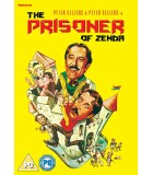 The Prisoner of Zenda (1979) DVD
