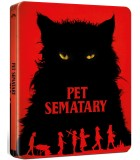 Pet Sematary (2019) Steelbook (Blu-ray)
