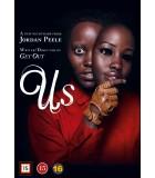 Us (2019) DVD
