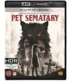 Pet Sematary (2019) (4K UHD + Blu-ray)