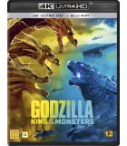Godzilla II: King of the Monsters (2019) (4K UHD + Blu-ray)