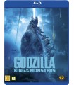Godzilla II: King of the Monsters (2019) Blu-ray