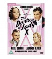 The Divorce of Lady X (1938) DVD