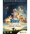 Asterix ja taikajuoman salaisuus (2018) DVD