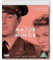The Major And The Minor (1942) Blu-ray