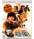 Police Story (1985) / Police Story 2 (1988) (2 Blu-ray)