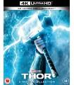 Thor - Trilogy (2011 - 2017) (3 4K UHD + 3 Blu-ray)