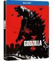 Godzilla (2014) Steelbook (Blu-ray)