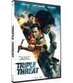 Triple Threat (2019) DVD