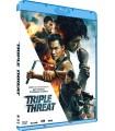 Triple Threat (2019) Blu-ray