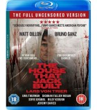 The House That Jack Built (2018) Blu-ray