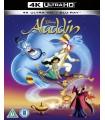 Aladdin (1992) (4K UHD + Blu-ray)