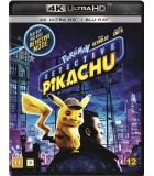 Pokémon Detective Pikachu (2019) (4K UHD + Blu-ray)