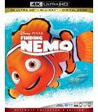 Finding Nemo (2003) (4K UHD + Blu-ray)